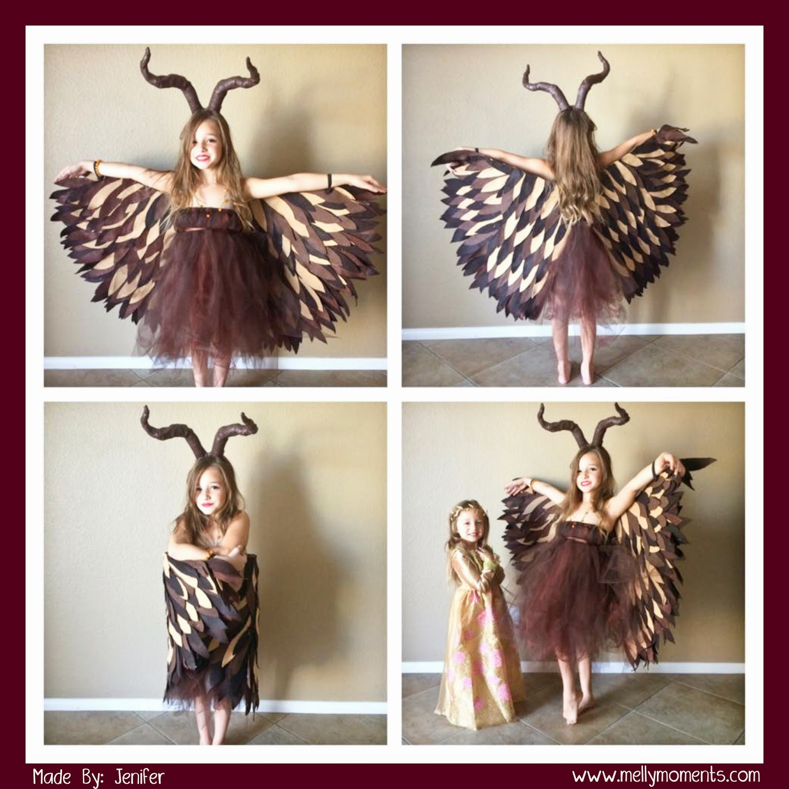 Thrifty thursday diy halloween costumes melly moments maleficent i meanwow there is so much to love about this costume i like that it is easy to put on and comfortable to wearmove around in solutioingenieria Images